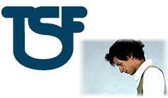 Bruno Nogueira e o Magalhães na TSF