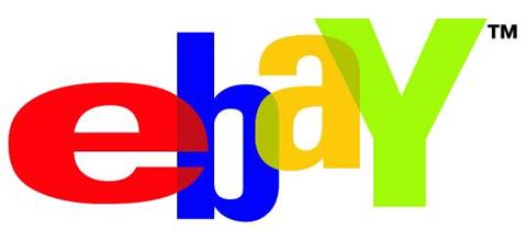 Inscrição no eBay
