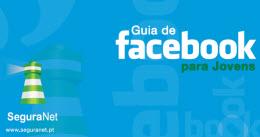 Acesso seguro ao Facebook pelo Magalhães