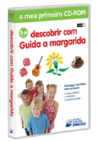 Descobrir com Guida a Margarida - software educativo