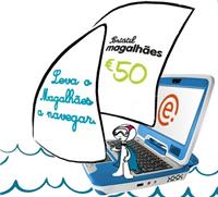 Oferta Internet específica para o Magalhães