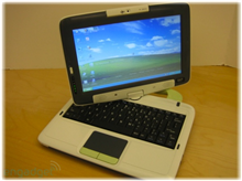 Mais sobre a 3ª versão do Classmate PC
