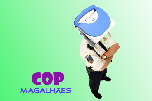 policia magalhã