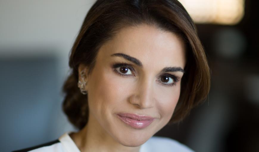 Rania assina parceria para o Médio Oriente com dona do Magalhães