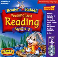 Mini-Loja: Software educacional Reader Rabbit